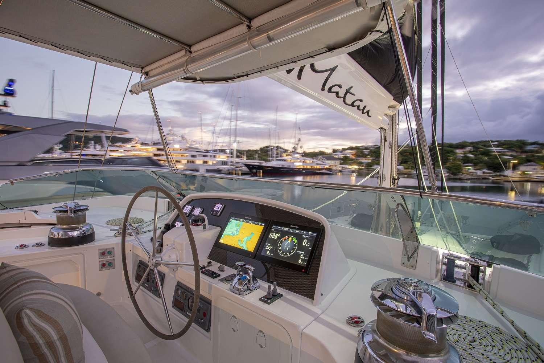 Image of MATAU yacht #15