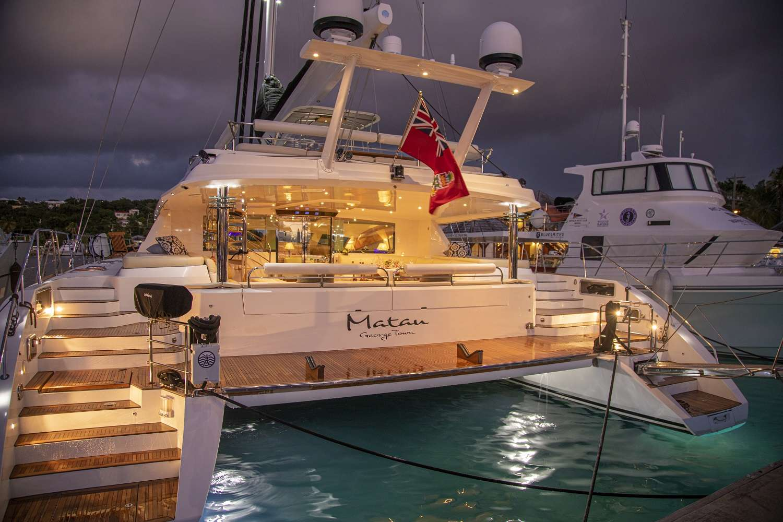 Image of MATAU yacht #16