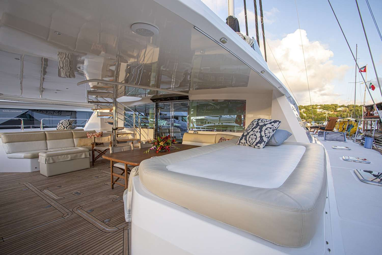 Image of MATAU yacht #4