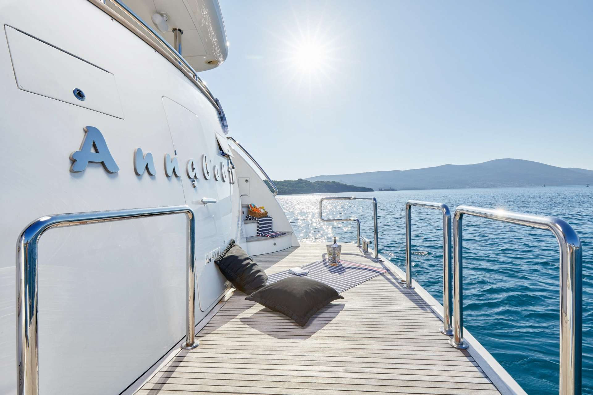 Image of ANNABEL II yacht #16