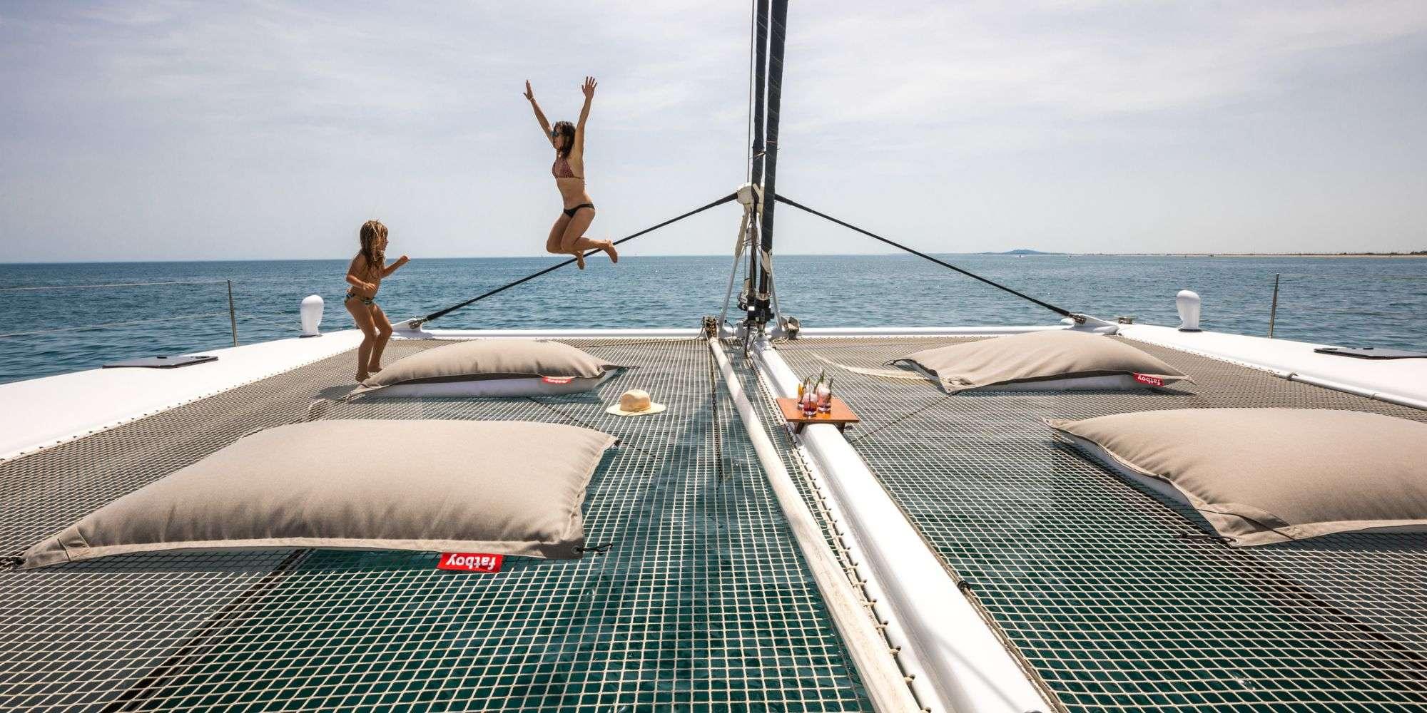 Image of MAGIC CAT yacht #17