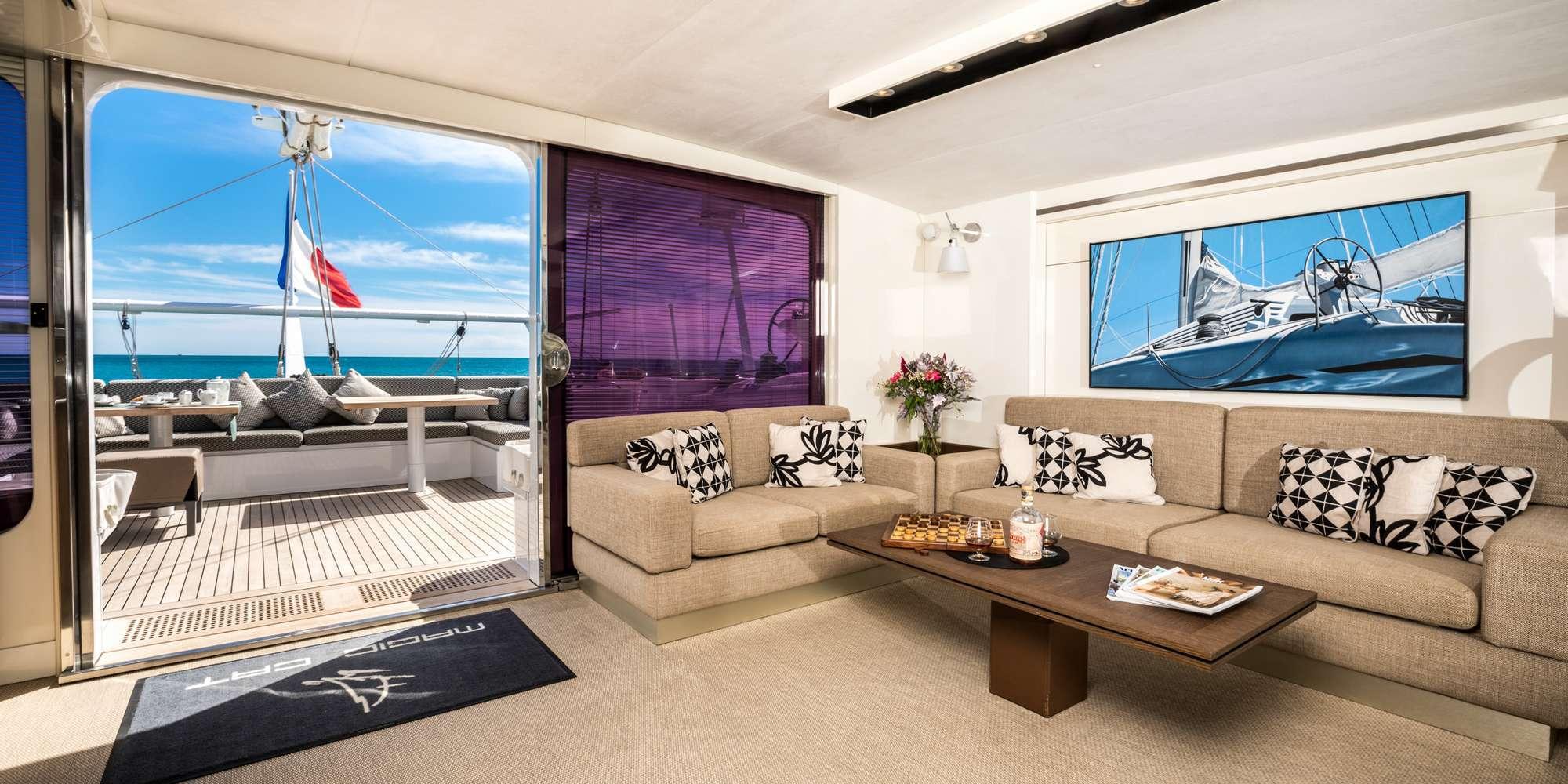 Image of MAGIC CAT yacht #2