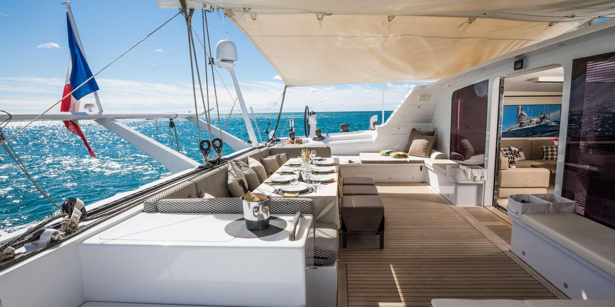 Image of MAGIC CAT yacht #4