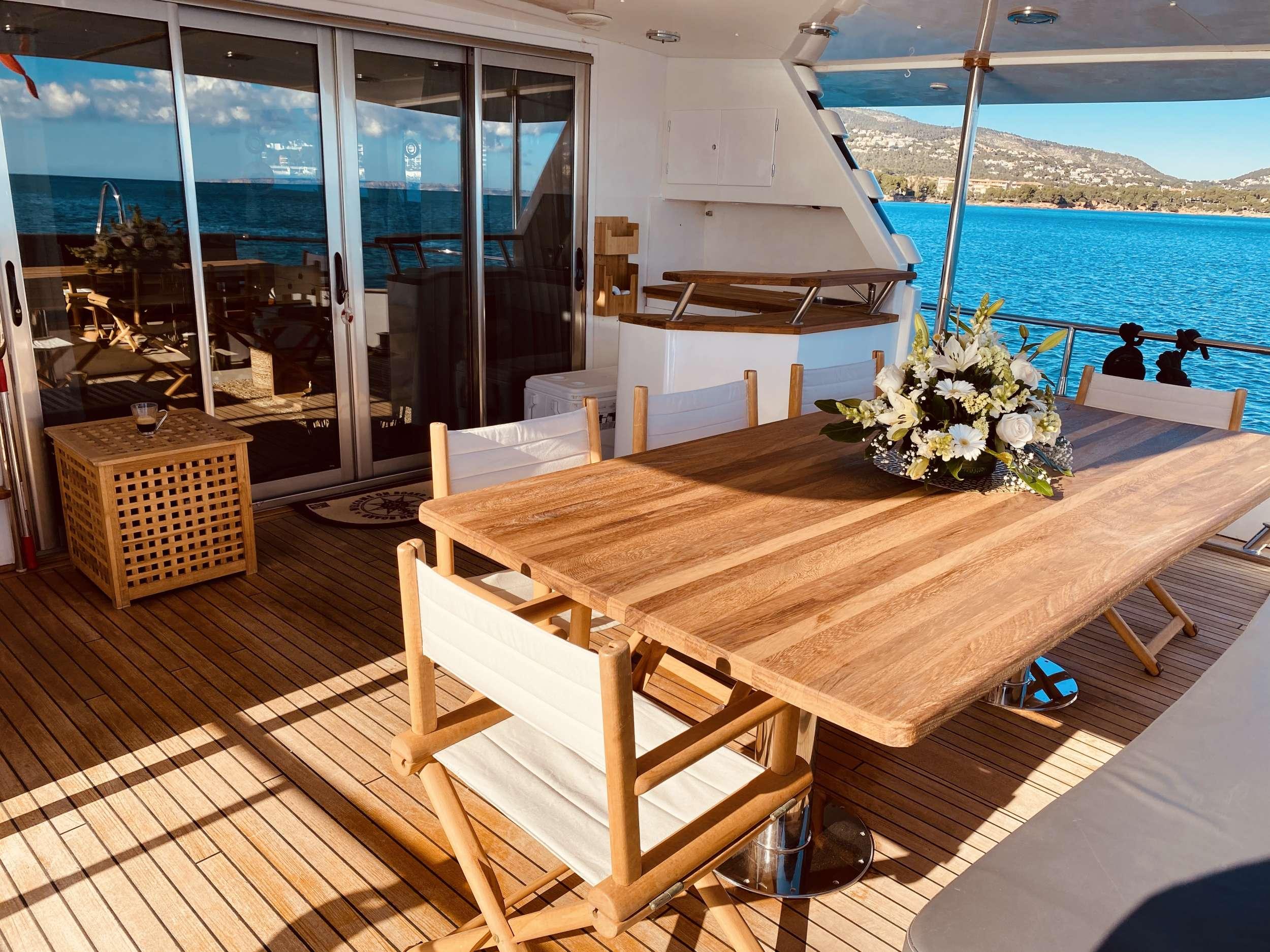Image of LADY TATIANA OF LONDON yacht #2