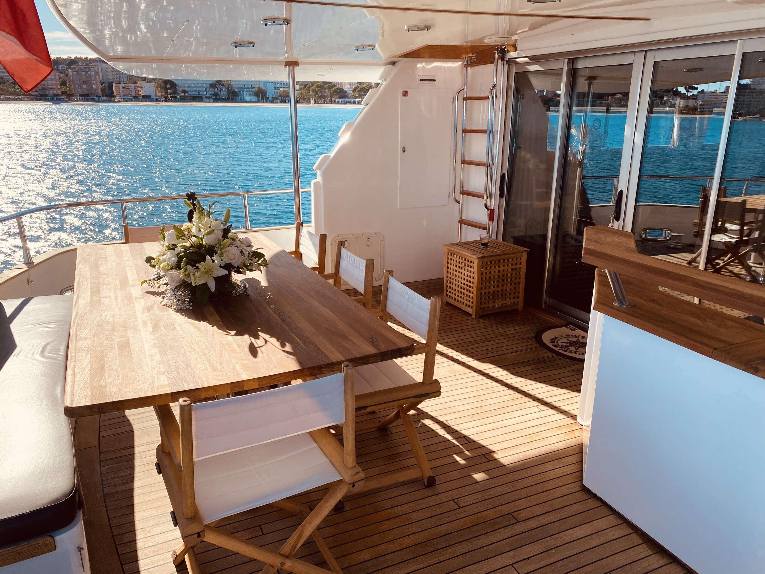 Image of LADY TATIANA OF LONDON yacht #4