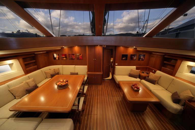 Image of DHARMA yacht #13