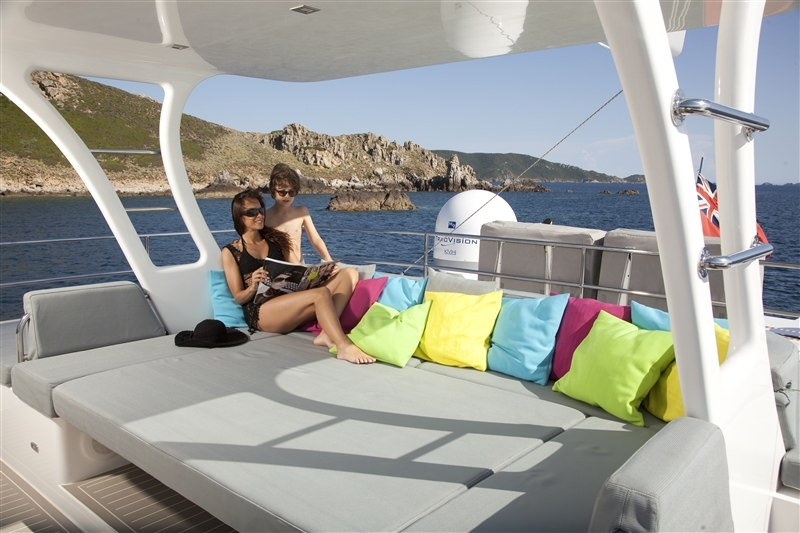 Image of MAVERICK yacht #9