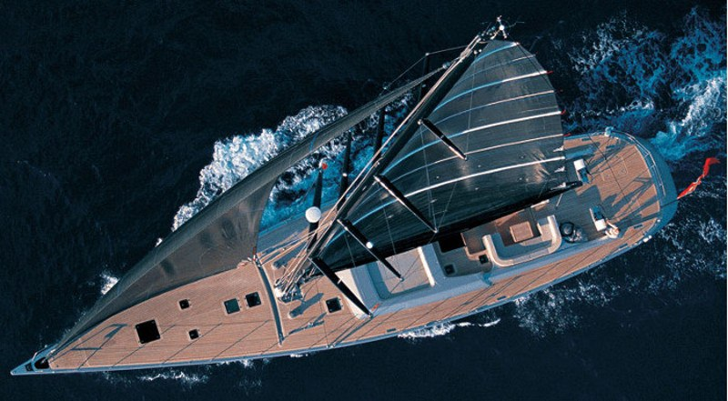 Image of DARK SHADOW yacht #4