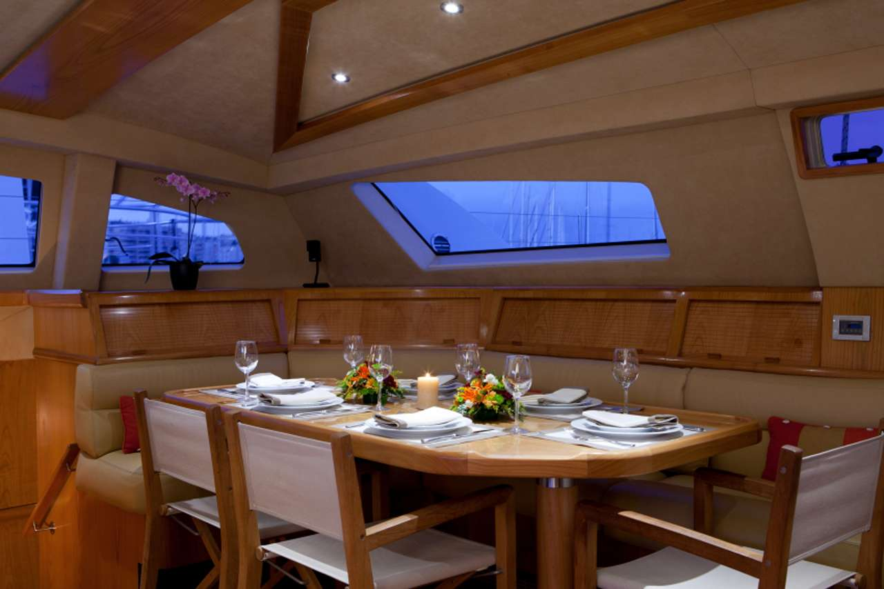 Image of ORION 90 yacht #3