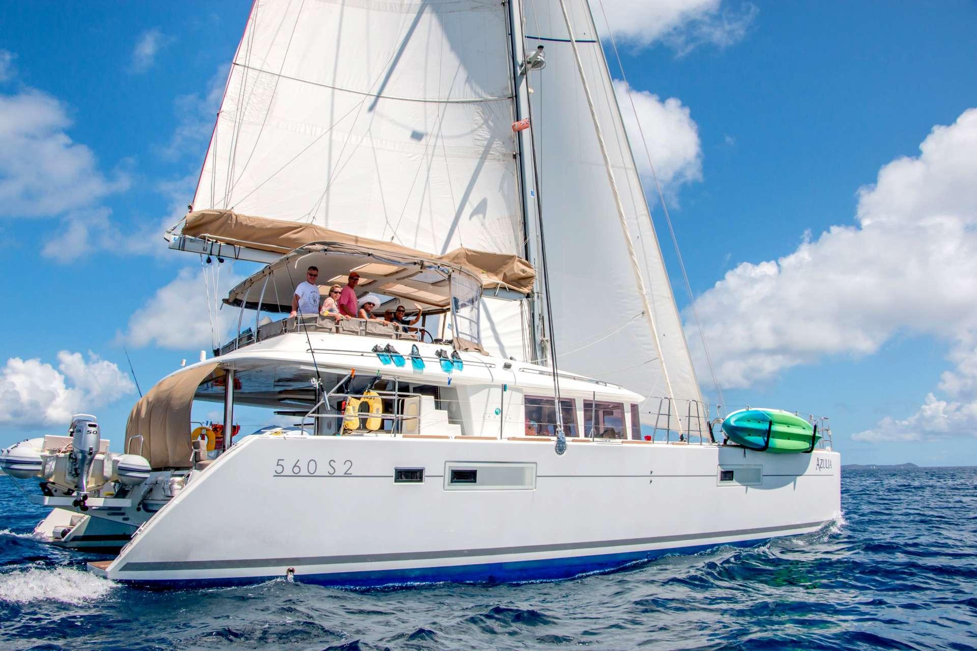 Main image of AZULIA II yacht