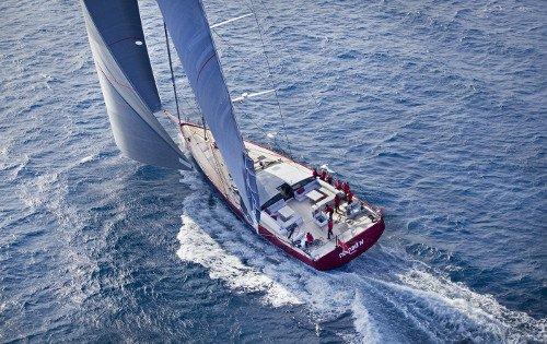 Image of NOMAD IV yacht #12
