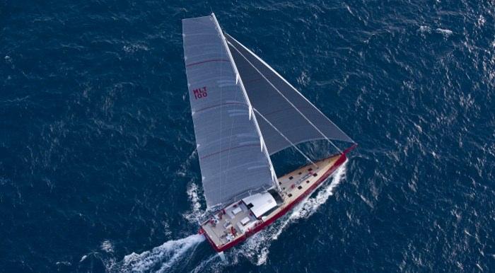 Image of NOMAD IV yacht #14