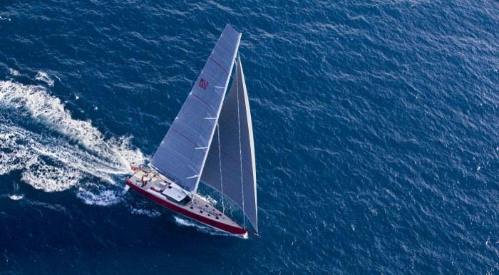 Image of NOMAD IV yacht #15