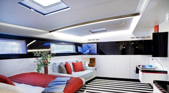 Image of NOMAD IV yacht #6