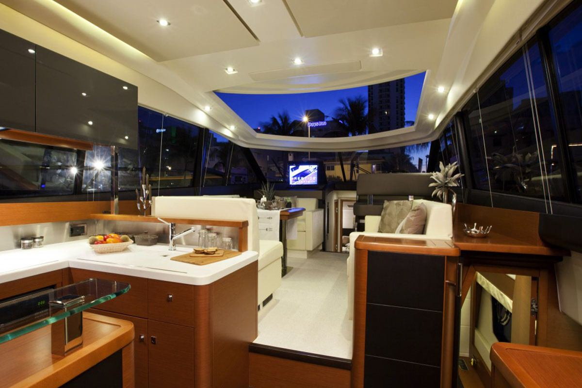 WHITE KNIGHT Yacht Charter Motor Boat Ritzy Charters