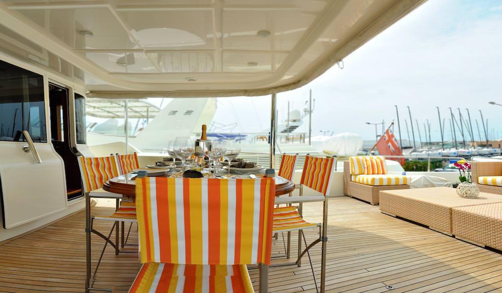 Image of CONQUISTADOR yacht #13