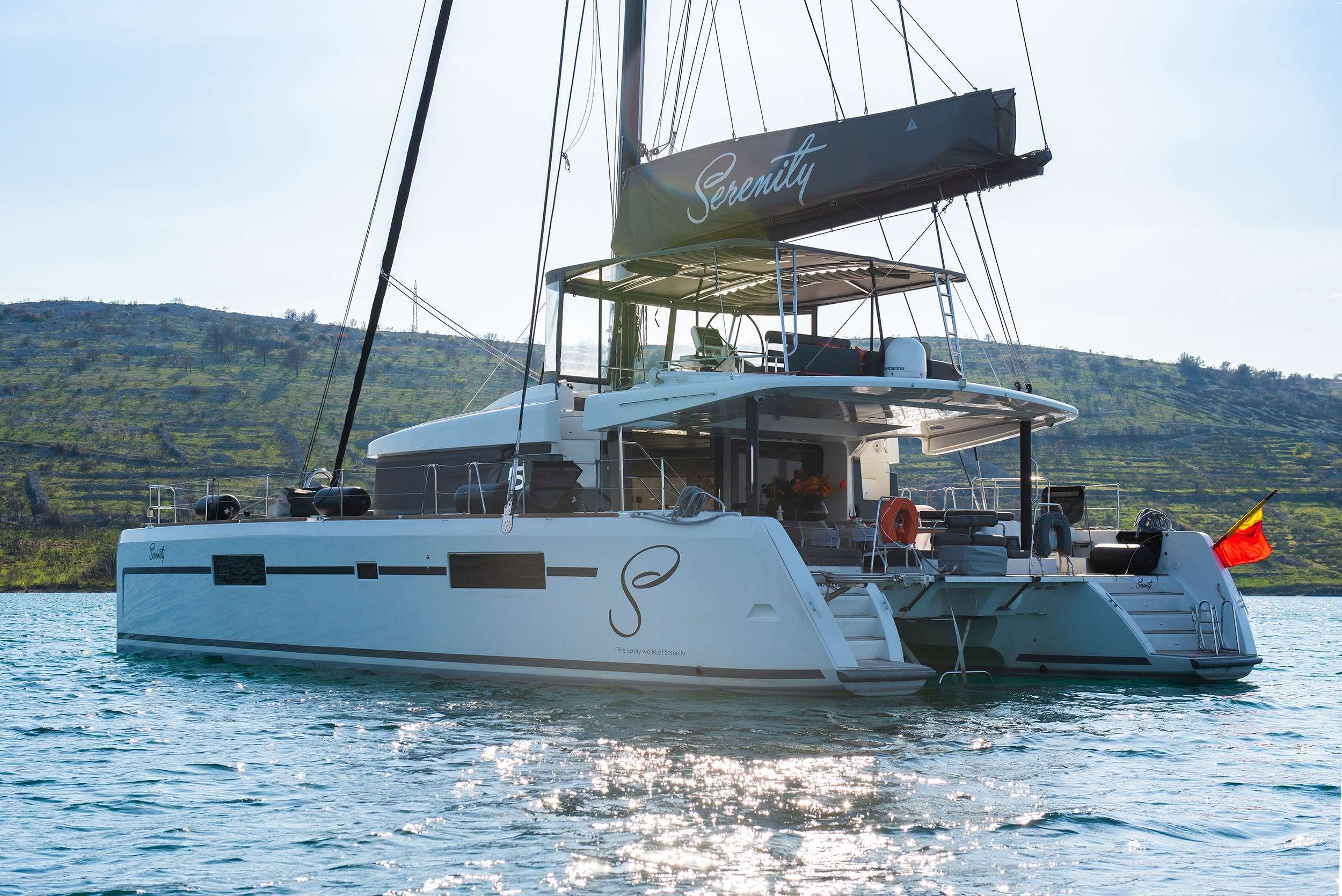 SERENITY yacht image # 13