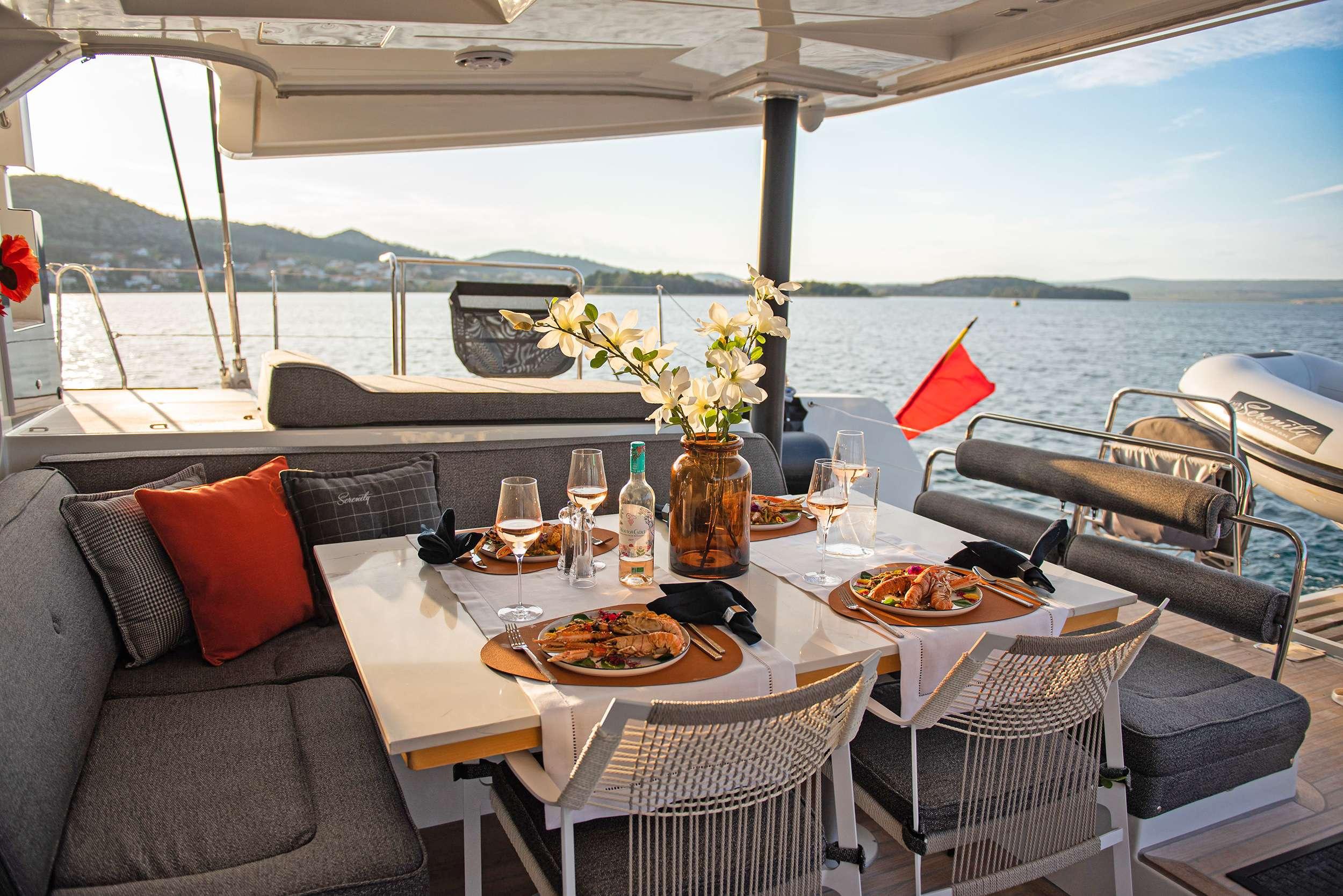 SERENITY yacht image # 4