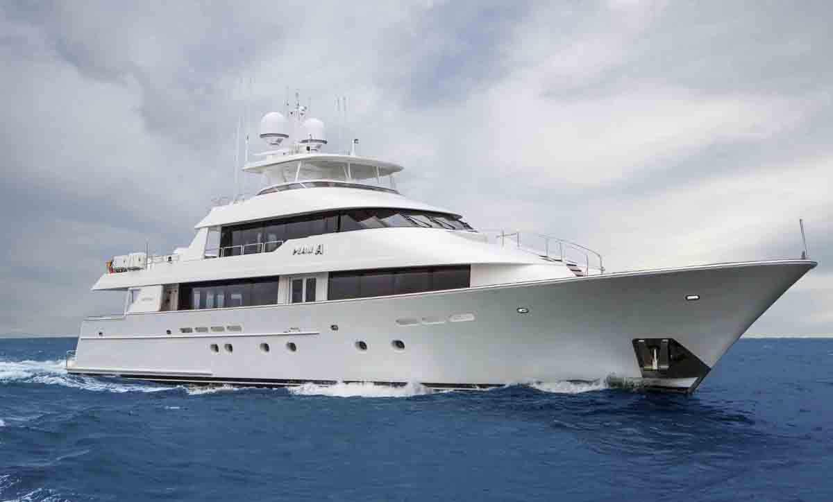 PLAN A yacht main image
