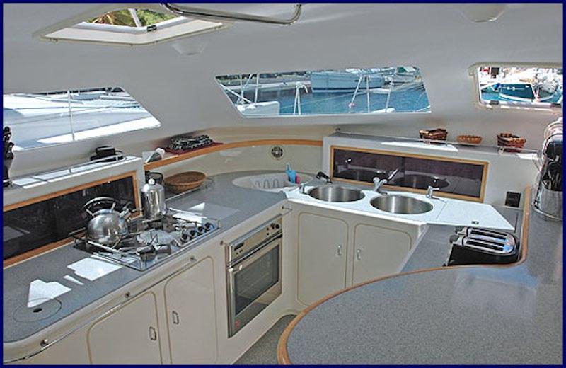 Image of GENESIS II yacht #4