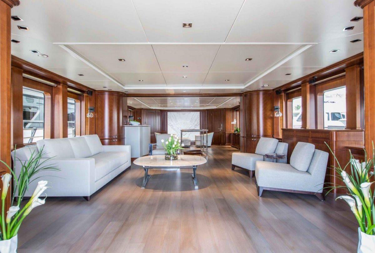 ROMANZA Yacht Charter Motor Boat Ritzy Charters