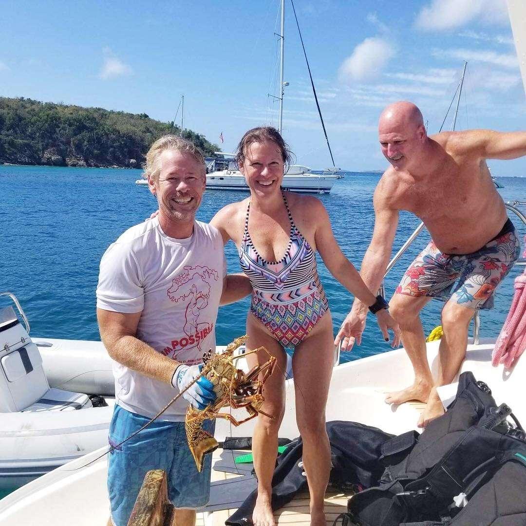 SIREN SONG Yacht Charter Catamaran Ritzy Charters
