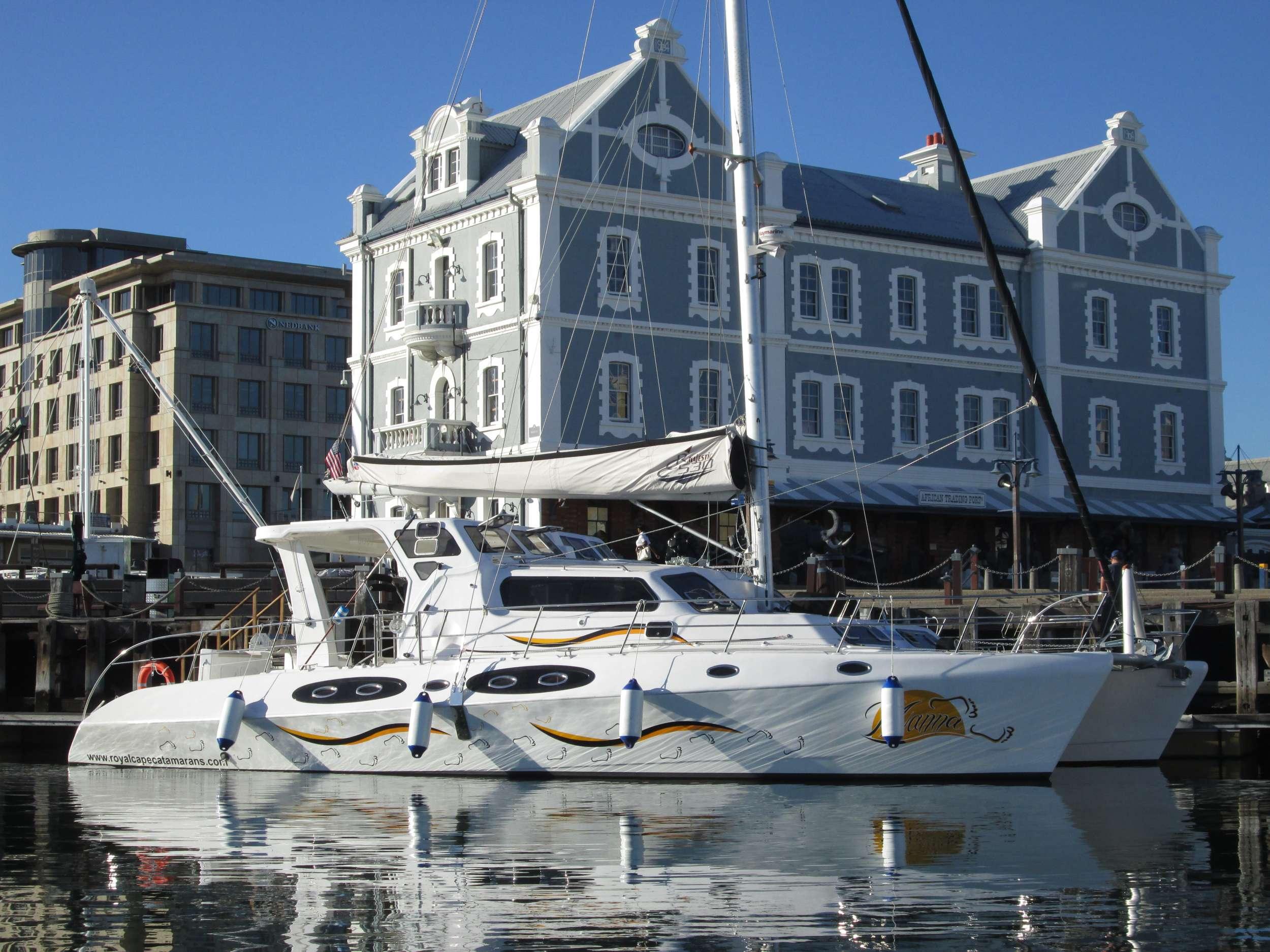 Main image of MANNA yacht