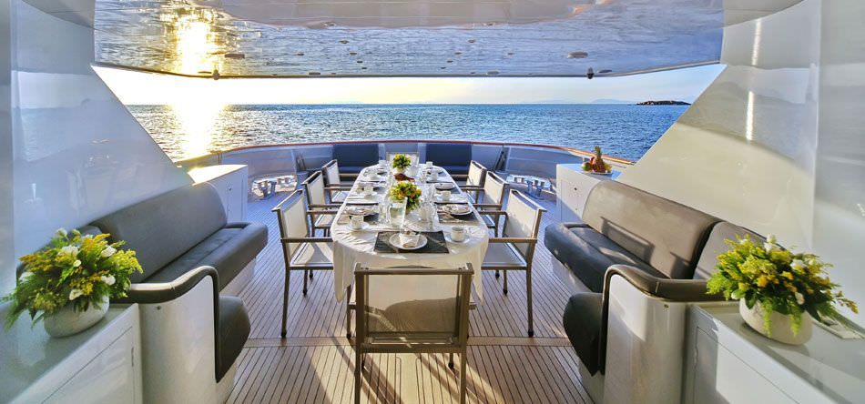 Image of OBSESION 120 yacht #16
