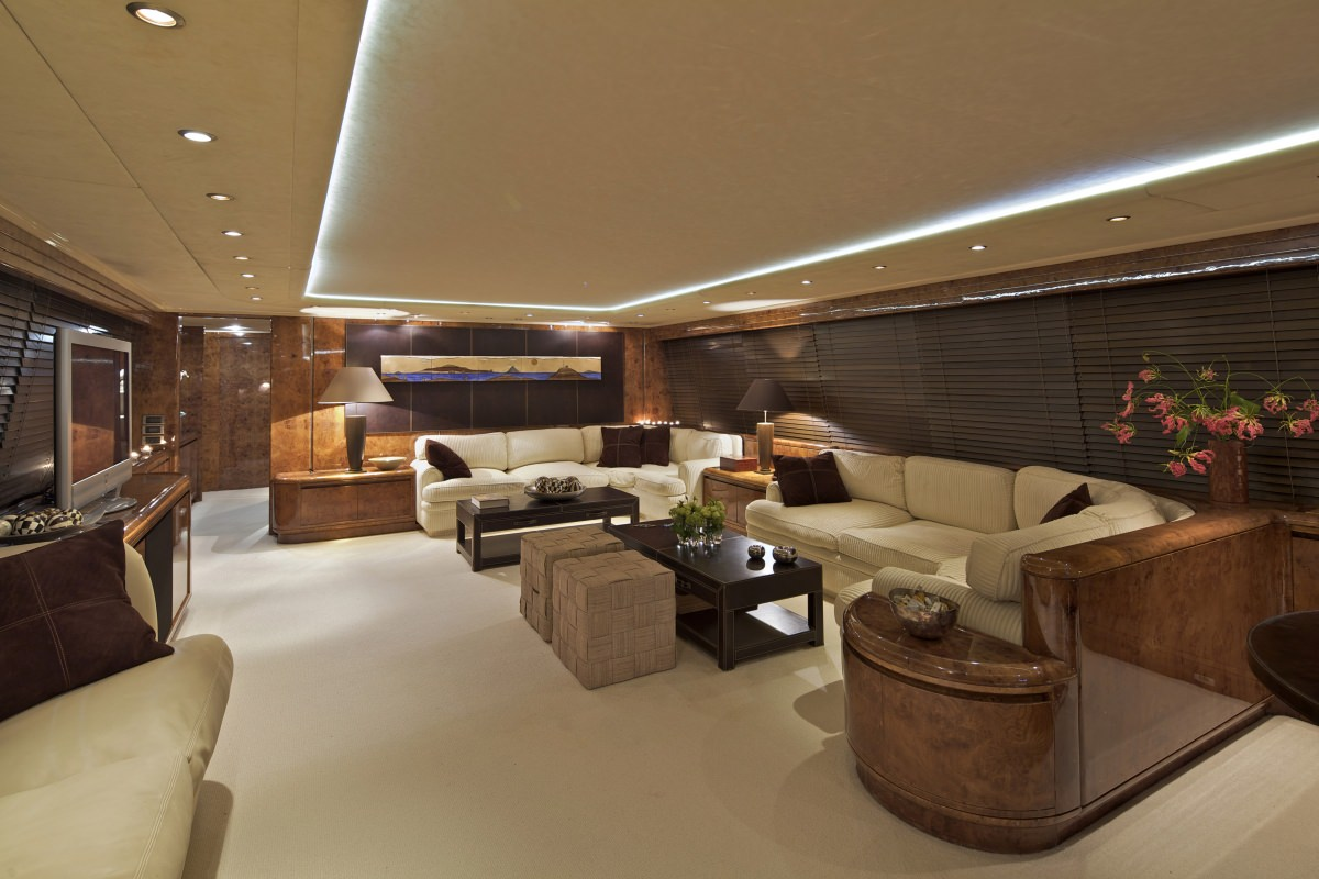 Image of OBSESION 120 yacht #2