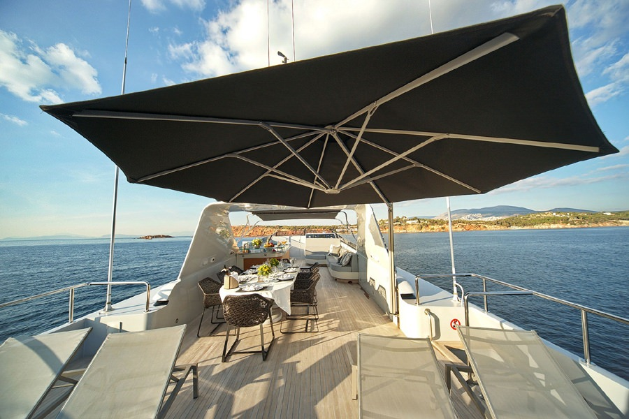 Image of OBSESION 120 yacht #4