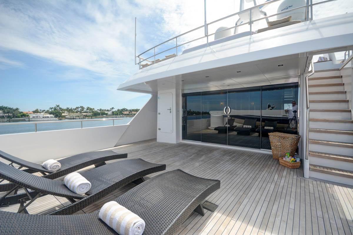 BRIO Yacht Charter Motor Boat Ritzy Charters