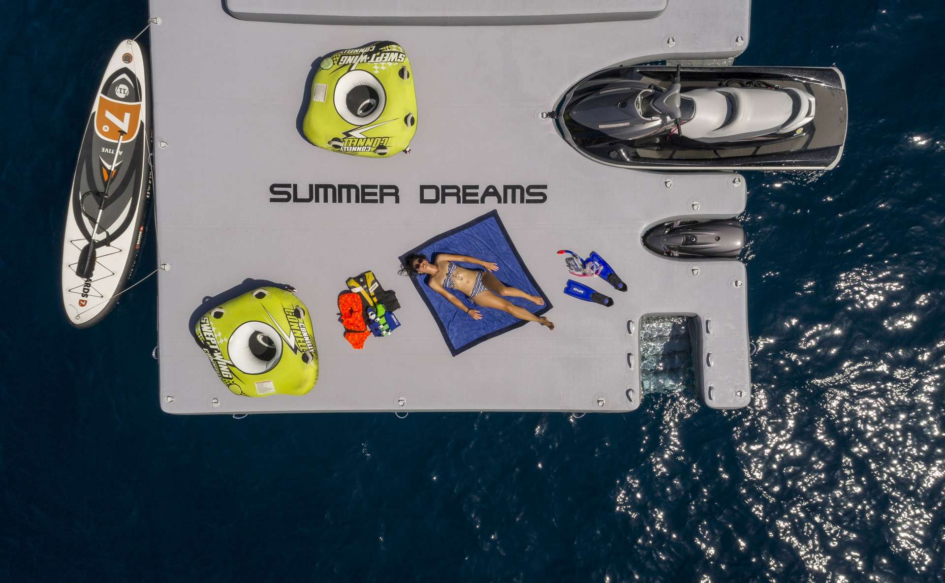 Image of SUMMER DREAMS yacht #18