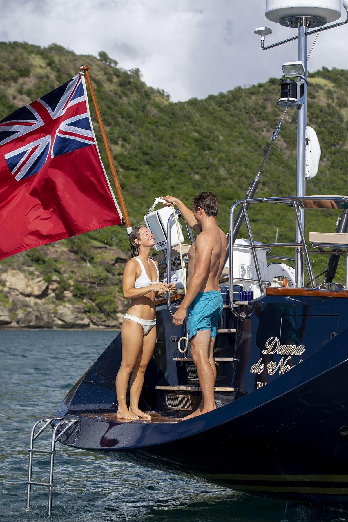 Image of DAMA DE NOCHE yacht #12