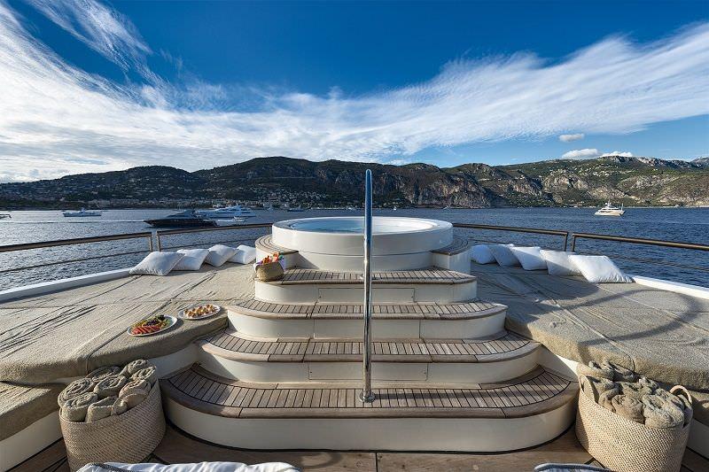 Image of CHAKRA yacht #15