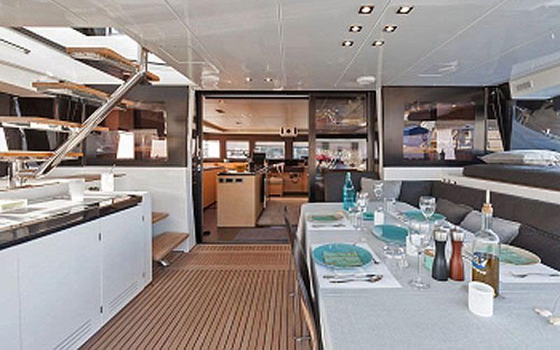 CUTE LITTLE CAT yacht image # 4