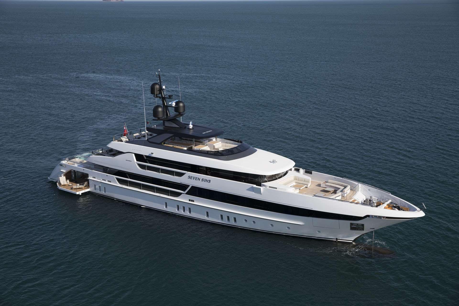 Image of SEVEN SINS II yacht #17