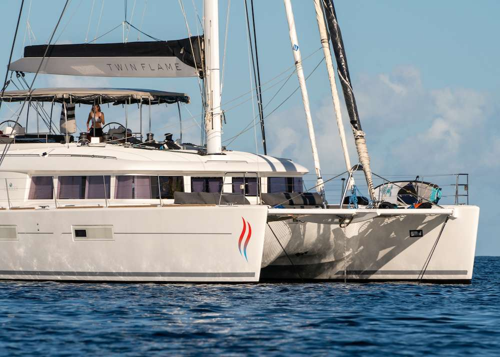Image of TWIN FLAME yacht #2