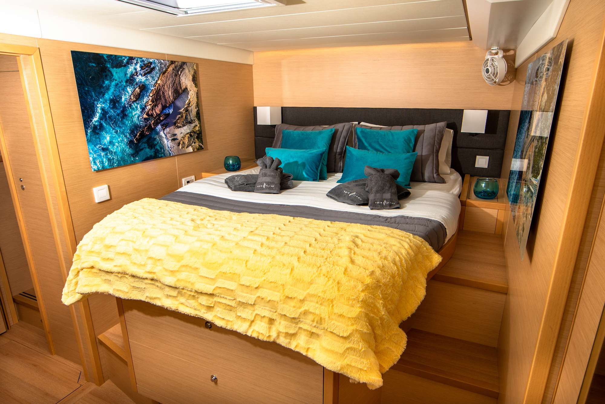Image of TWIN FLAME yacht #8