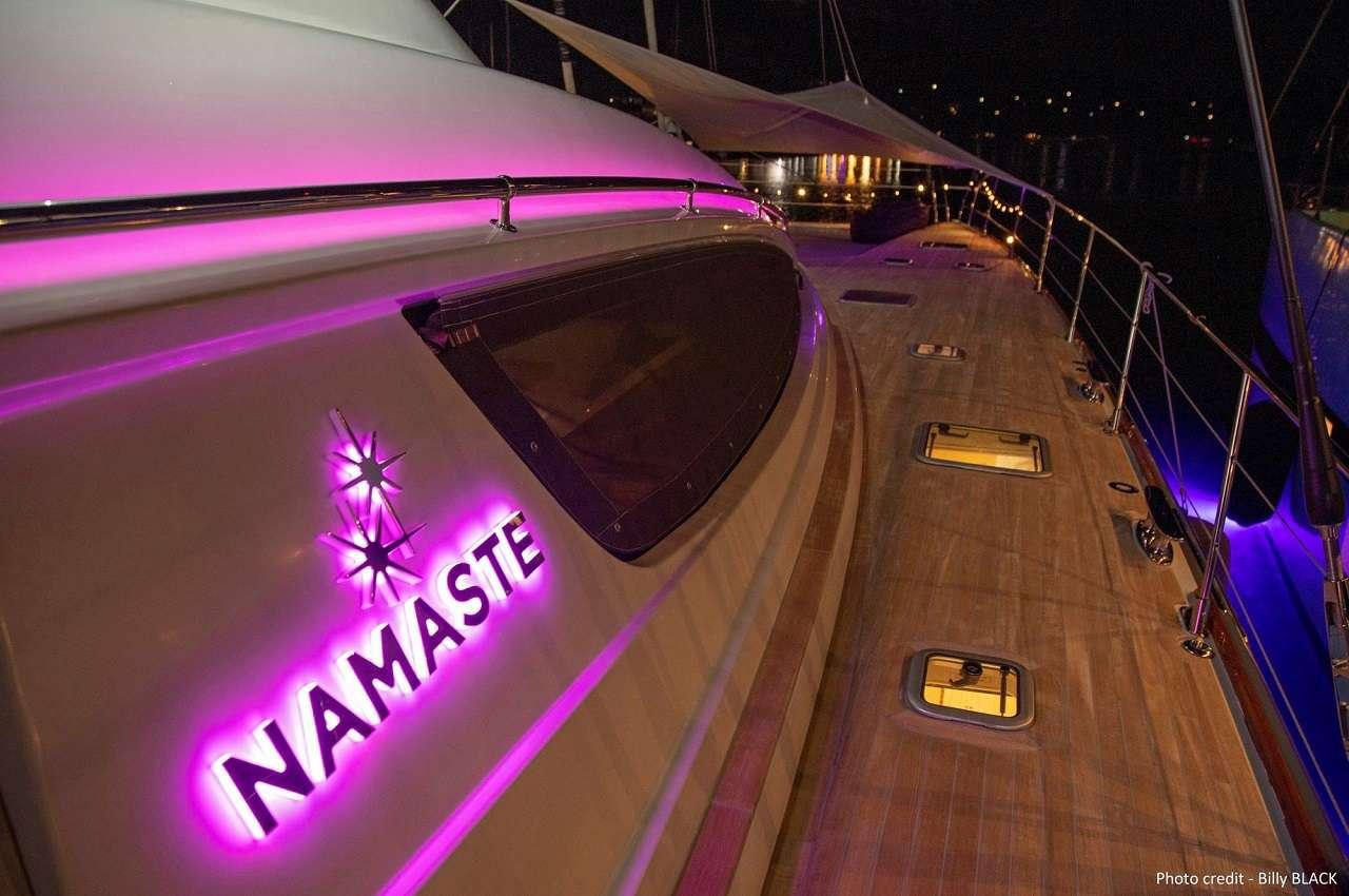 Image of NAMASTE yacht #19