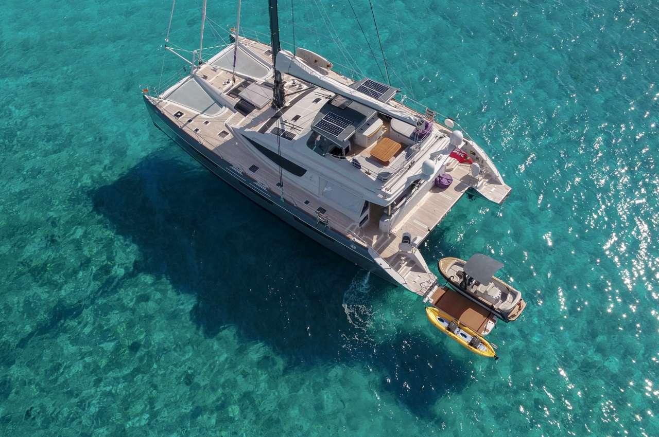 Image of NAMASTE yacht #2