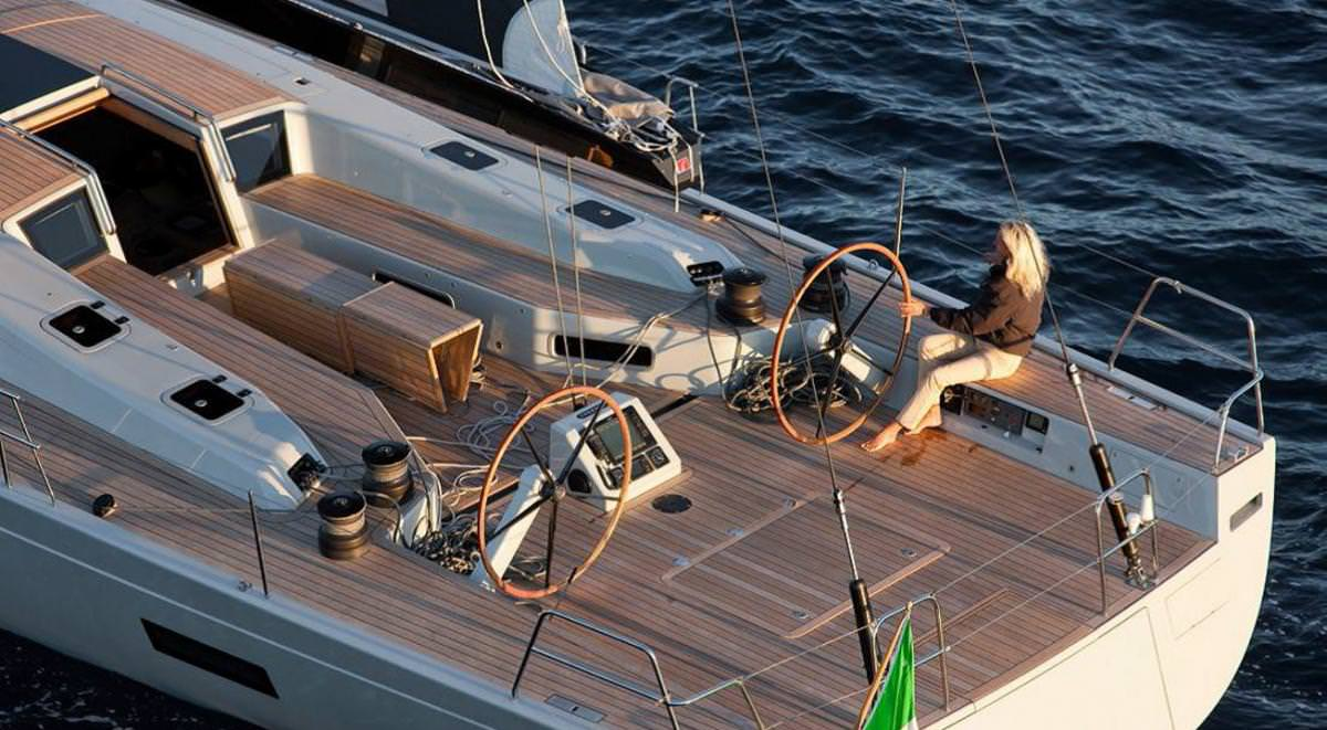 ONE SHOT OF COWES yacht image # 3
