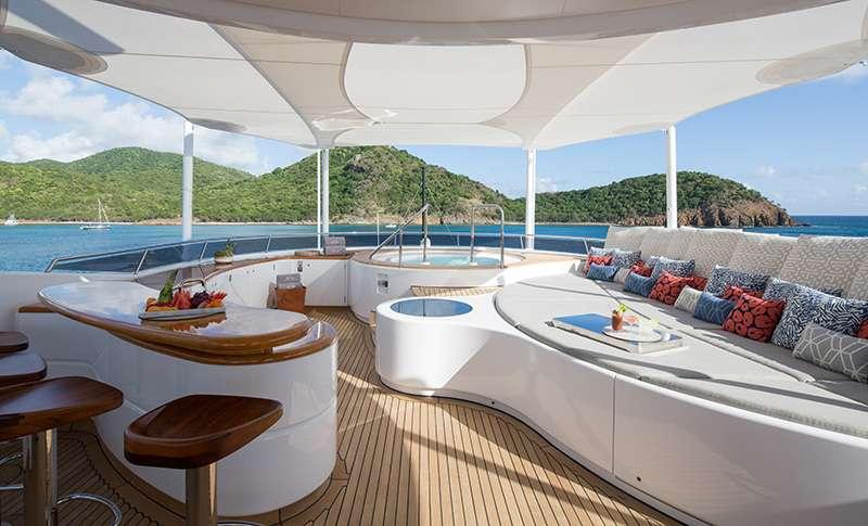 Image of BROADWATER yacht #16