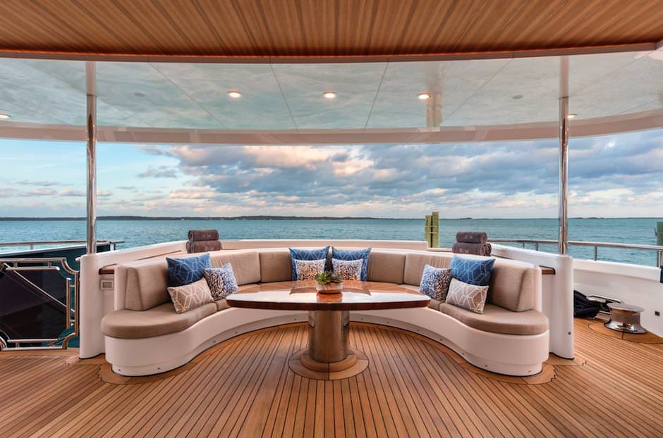 Image of BROADWATER yacht #5