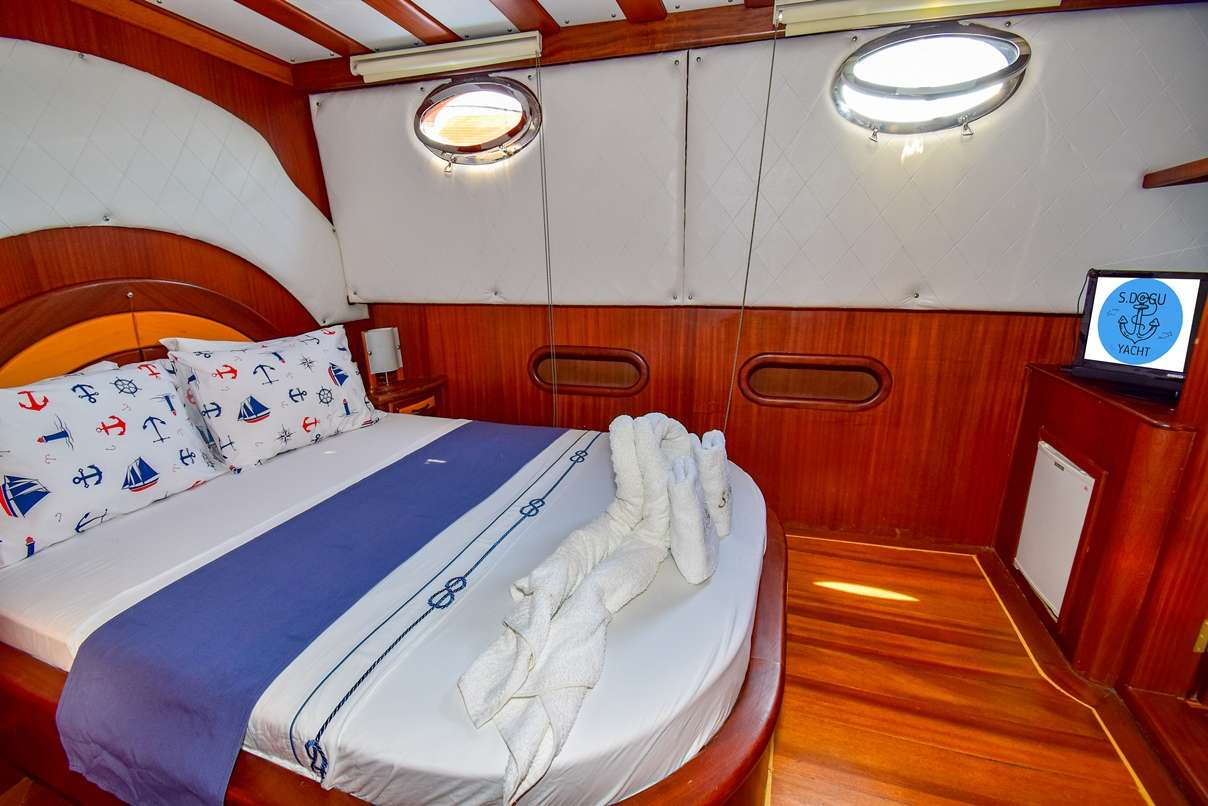 S DOGU yacht image # 13