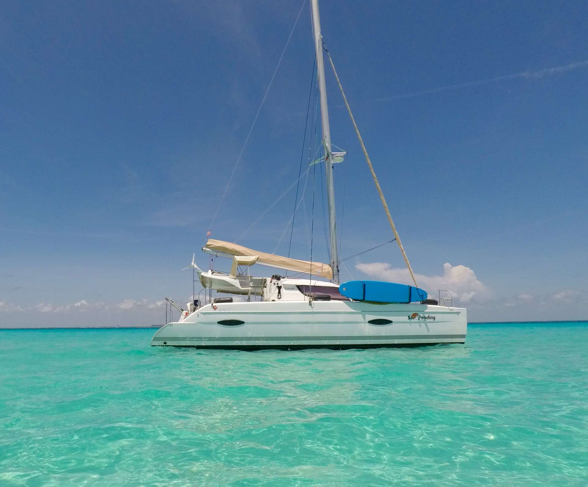 SAIL PENDING yacht image # 8
