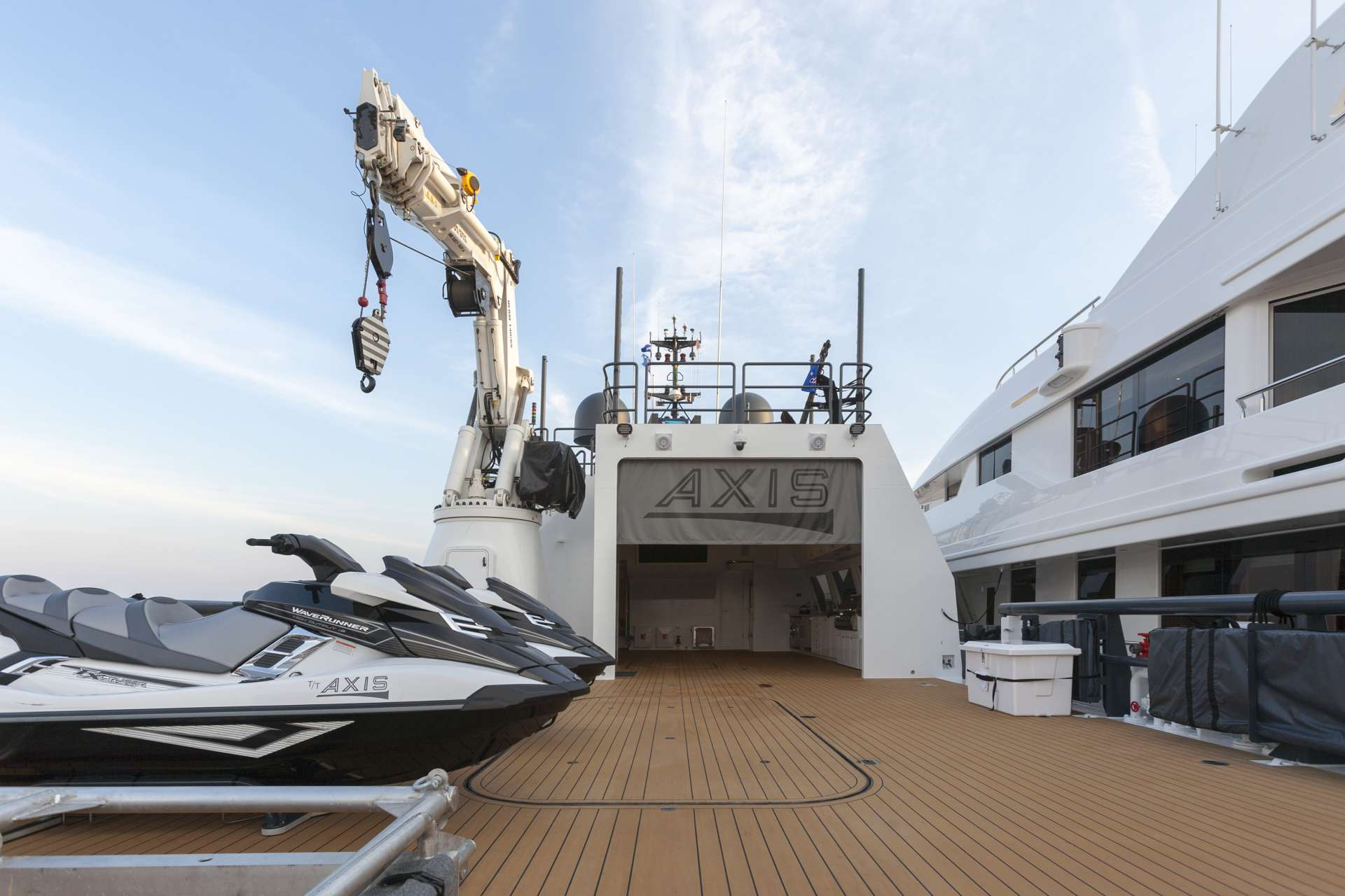 Image of AXIS yacht #10