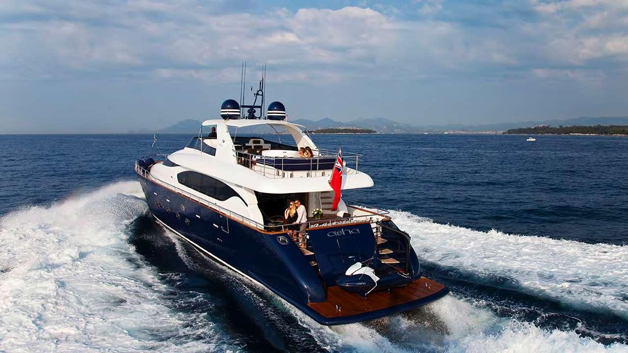 Image of ASHA yacht #16