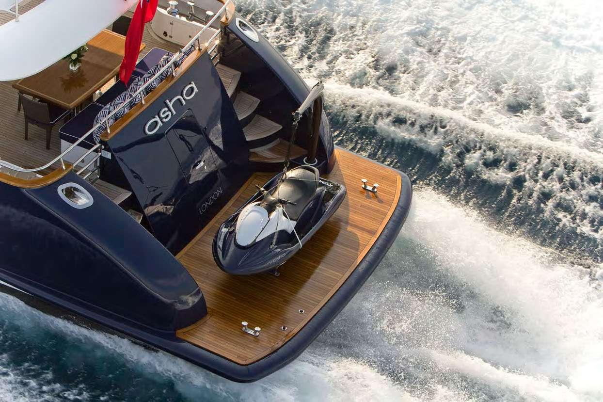 Image of ASHA yacht #4