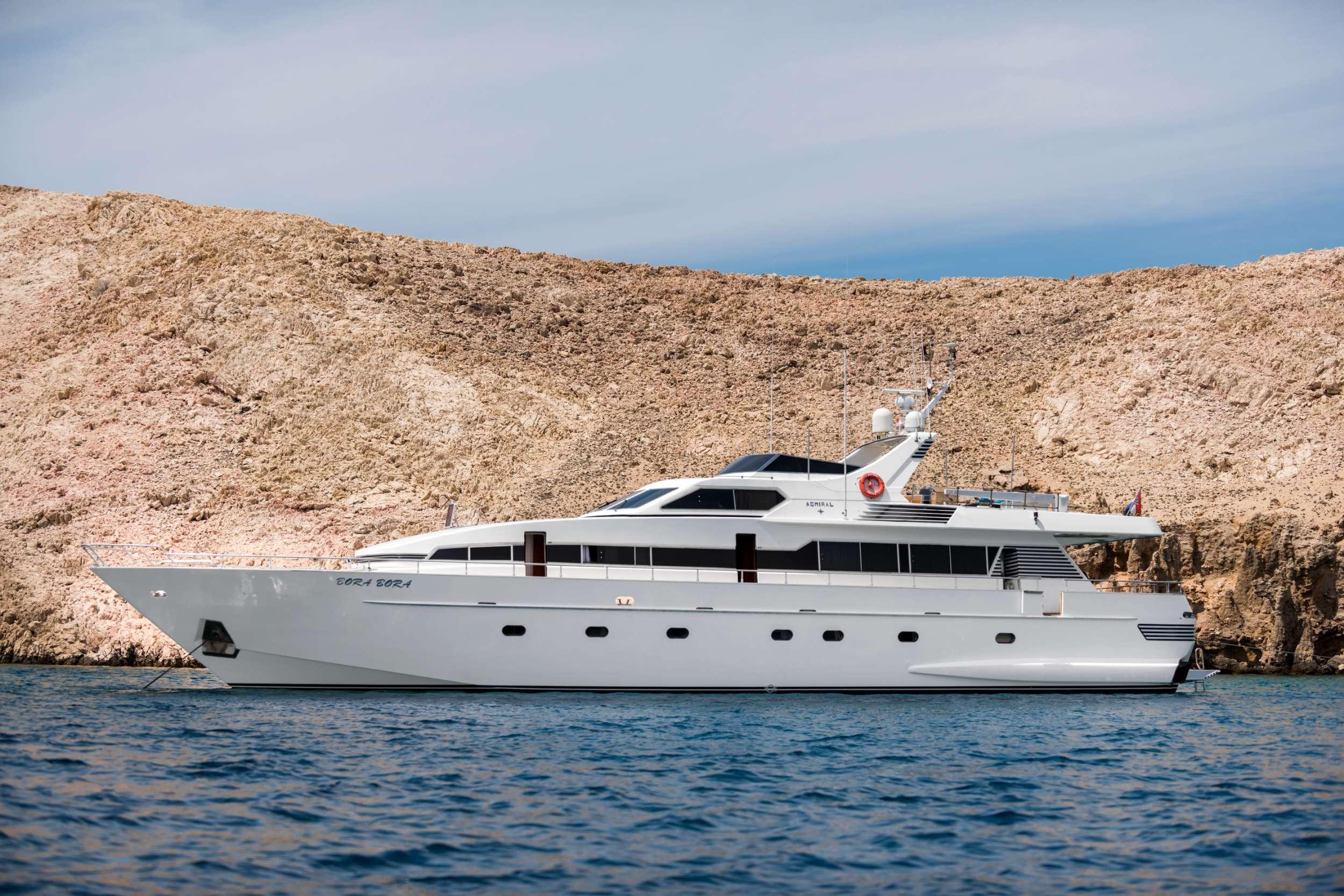 Main image of Bora Bora yacht