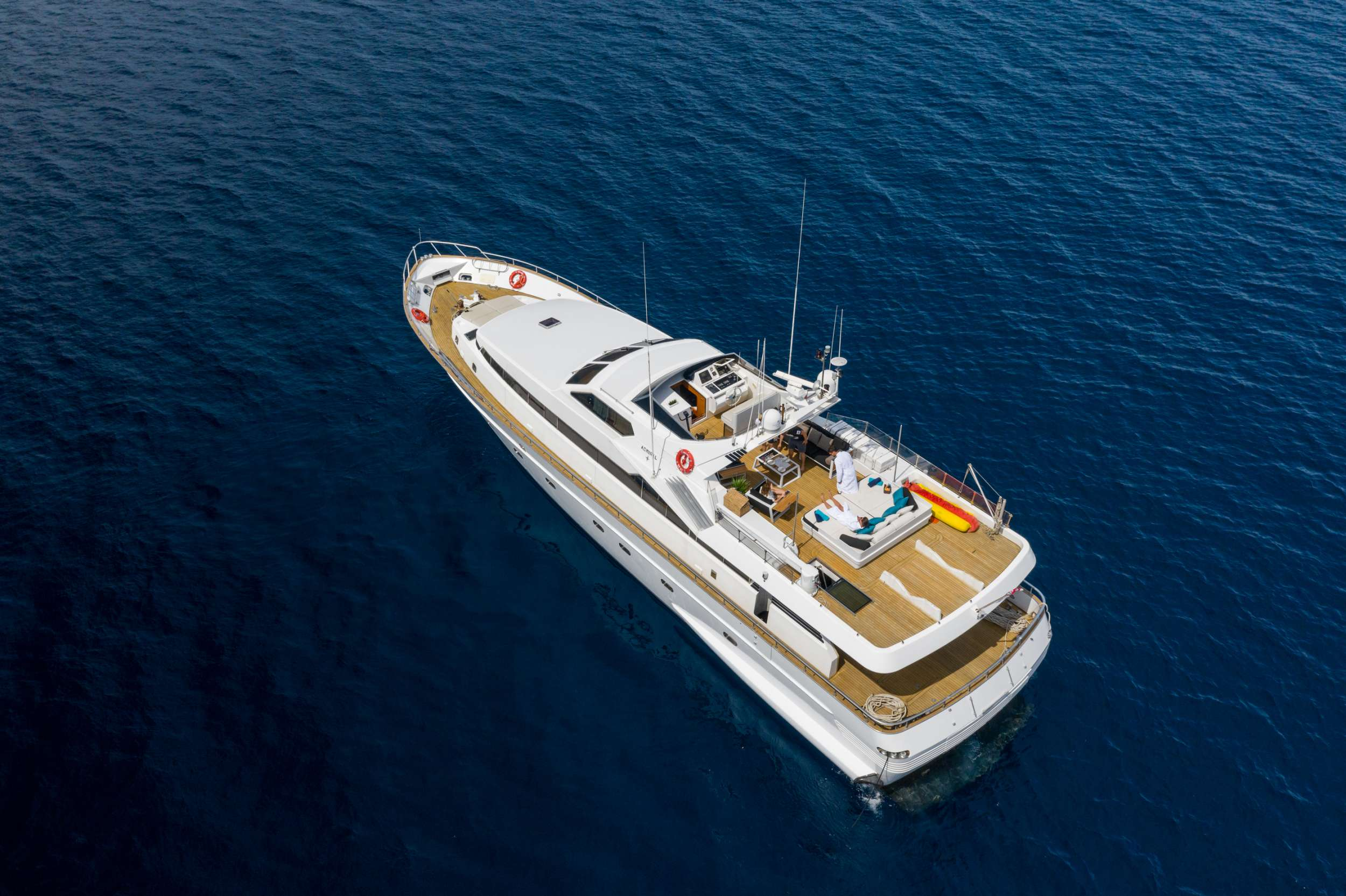 Image of Bora Bora yacht #4